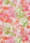Thibaut Waterford Floral Wallpaper in Pink